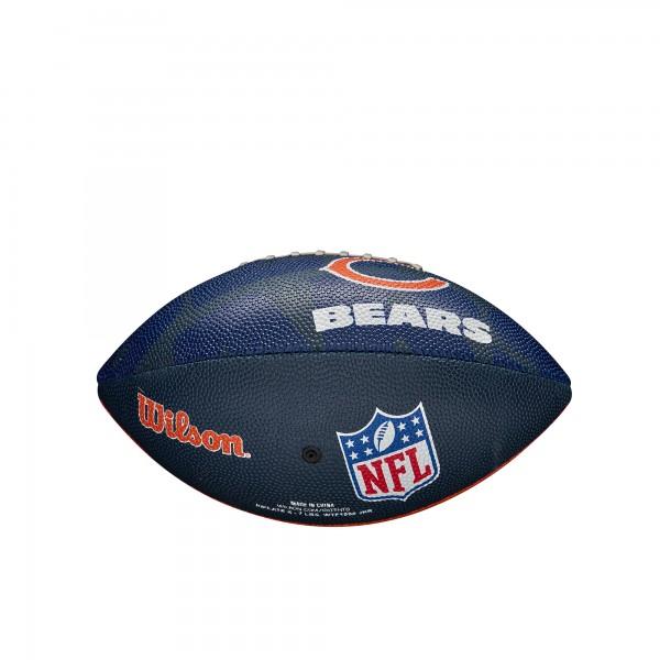 Wilson Football NFL JR Chicago Bears WTF1534XBCH