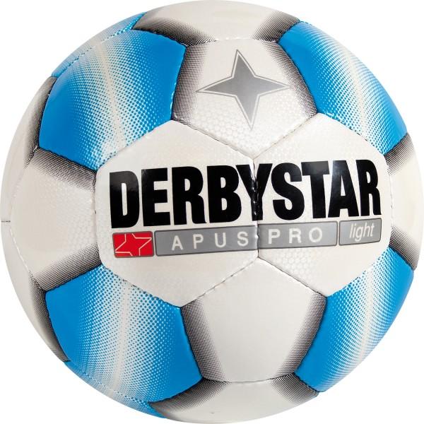 Derbystar Fußballpaket Apus Pro Light (10 Bälle+Ballnetz)