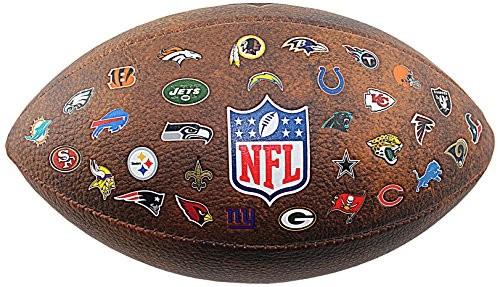 Wilson Football NFL Throwback 32 Team jr. WFT1534XBNFL