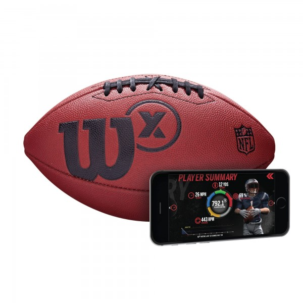 Wilson Football X-Connected NFL