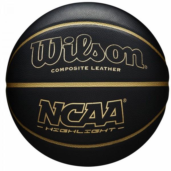 Wilson NCAA Highlight Gold Basketball Gr.7