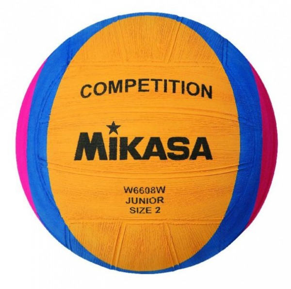 Mikasa Wasserball W6608W Junior Competition 1213