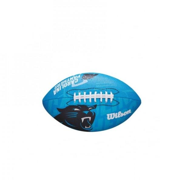 Wilson Football NFL JR Carolina Panthers WTF1534XBCA