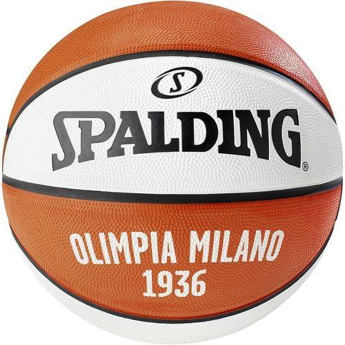 Spalding Basketball EL Team Ball Olimpia Milano