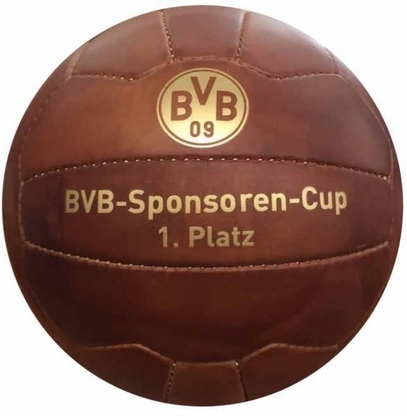 Echtleder Fußball - mit Ihrem Logo bedruckt