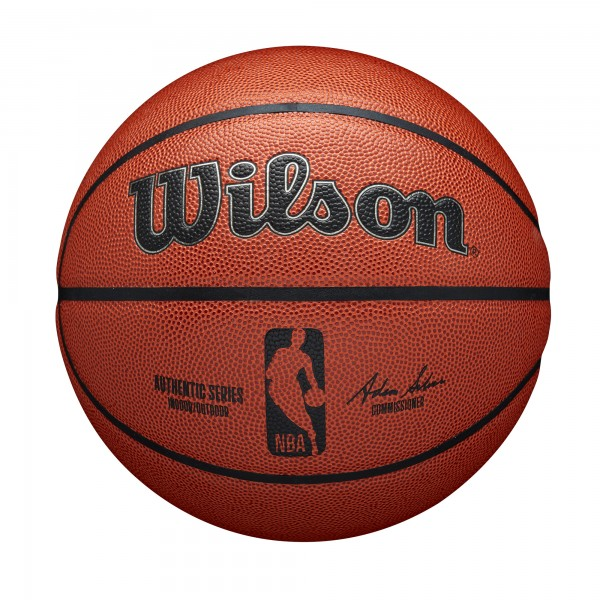 Wilson Basketball NBA Official Game Ball Authentic Gold Indoor/Outdoor Gr. 7