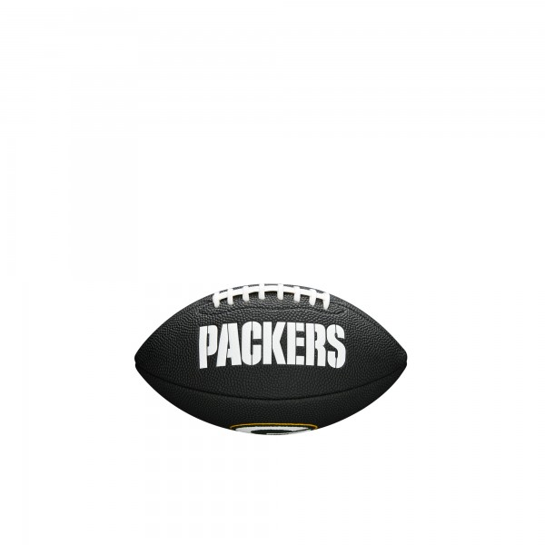 Wilson Football NFL Team Logo Mini Green Bay Packers WTF1533BLXBGB