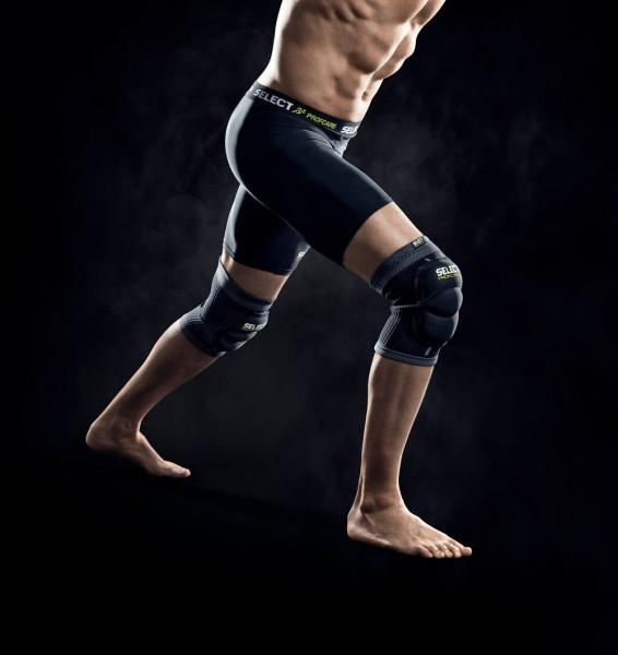 Select Kniebandage mit Polster 2.0 schwarz