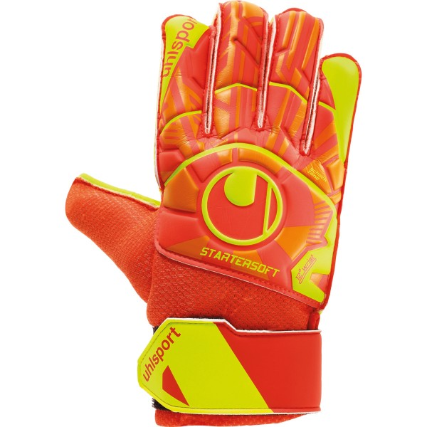 Uhlsport TWH Dynamic Impulse Starter Soft orange/fluo gelb