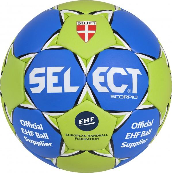 Select Handball Scorpio grün/blau