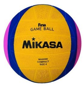 Mikasa Wasserball W6009W FINA Women Game Ball 1208