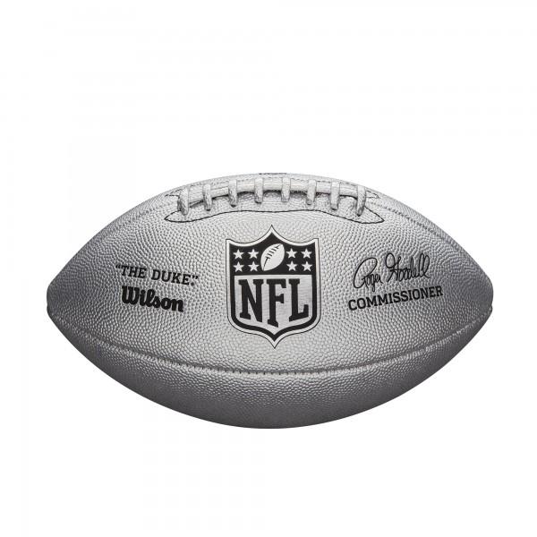 Wilson Football NFL Duke Metallic