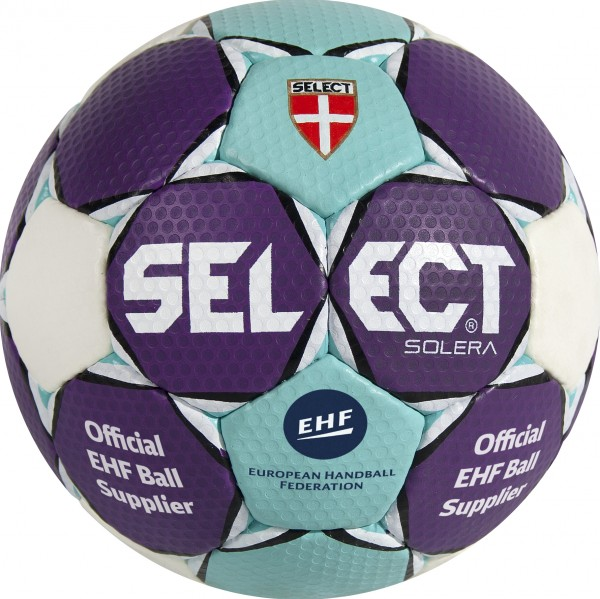 Select Handball Solera purpel/blau