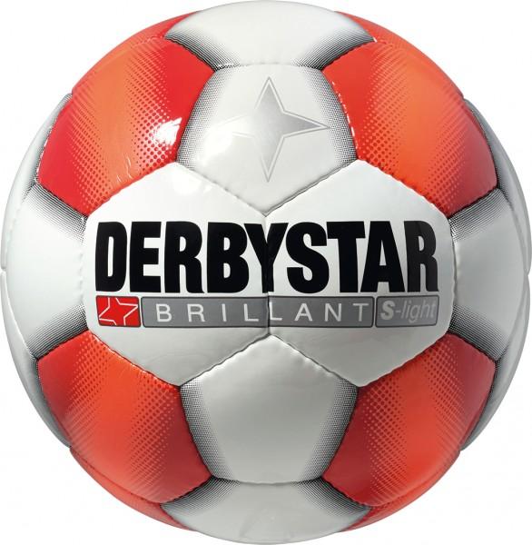 Derbystar Fußballpaket Brillant S-Light (10 Bälle+Ballnetz)