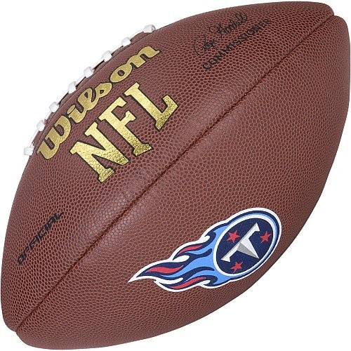 Wilson Football NFL Team Logo Tennessee Titans WTF1748TN