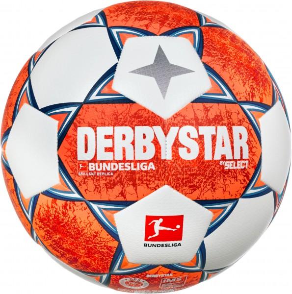 Derbystar Fußball Bundesliga Brillant Replica - Saison 2021/22