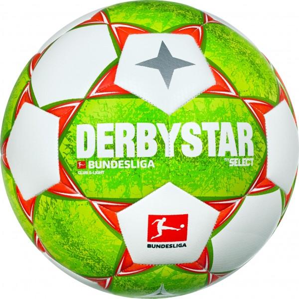 """Derbystar Fußball Bundesliga Club TT """"S-light""""+""""Light"""" 2021/22"""