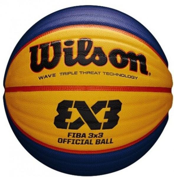 Wilson Basketball FIBA 3x3 Official Game Ball Gr.6