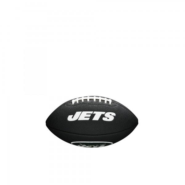 Wilson Football NFL Team Logo Mini New York Jets WTF1533BLXBNJ