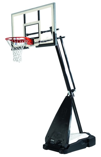 Spalding Basketballkorbanlage NBA Ultimate Hybird Portable