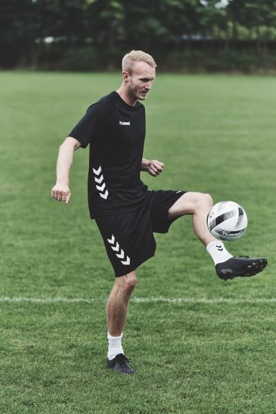 Hummel Fußball Blade Pro Match Wettspielball Gr. 5