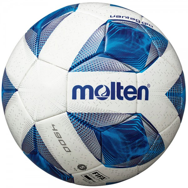 Molten Fußball F5A4900 - 10er Ballpaket inkl. Ballnetz