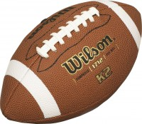 Wilson Football K2 Composite PEE WEE Size - Deflate