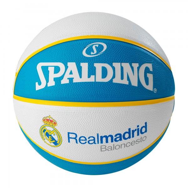 Spalding Basketball Euroleague El Team Ball Real Madrid
