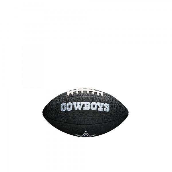 Wilson Football NFL Team Logo Mini Dallas Cowboys WTF1533BLXBDL
