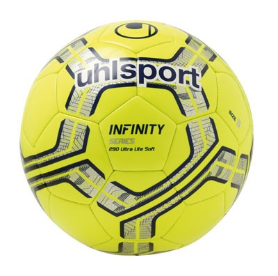 Uhlsport Infinity 290 Ultra Lite Soft gelb Gr.5