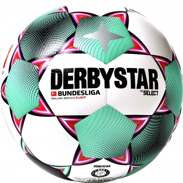 """Derbystar Fußball Bundesliga Brillant Replica """"S-light""""+""""Light"""""""