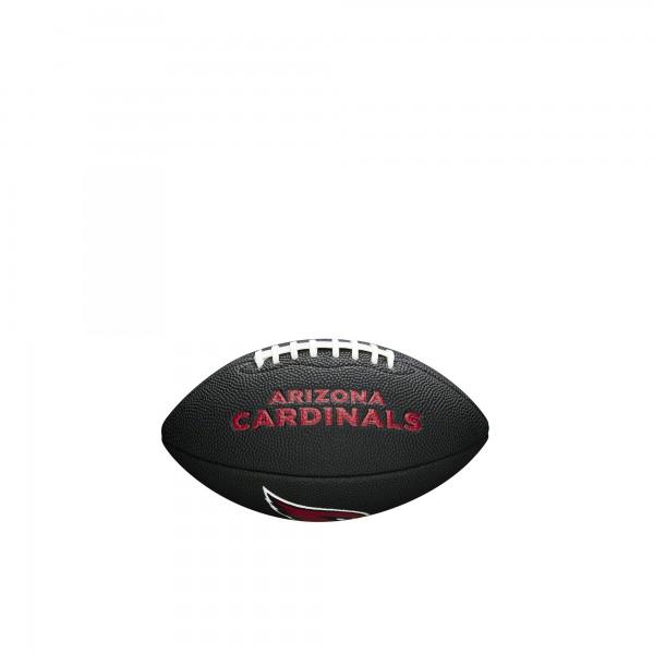 Wilson Football NFL Team Logo Mini Arizona Cardinals WTF1533BLXBAZ