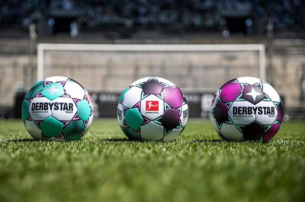 Derbystar Fußball Bundesliga Brillant APS - Offizieller Bundesliga Spielball 2020/21