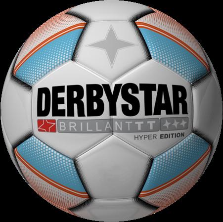 Derbystar Fußball Brillant TT Hyper Edition