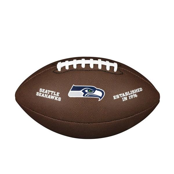 Wilson Football NFL Team Logo Seattle Seahawks WTF 1748SE