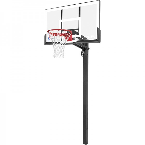 Spalding Korbanlage NBA Gold In Ground