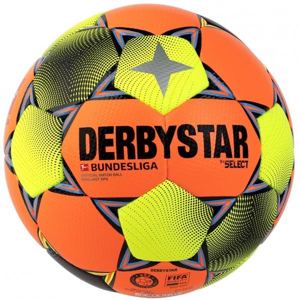 Derbystar Fußball Bundesliga Brillant APS Winter- Offizieller Bundesliga Spielball 2020/21