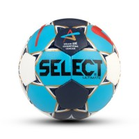 Select Handball Ultimate CL Men weiss/blau/rot
