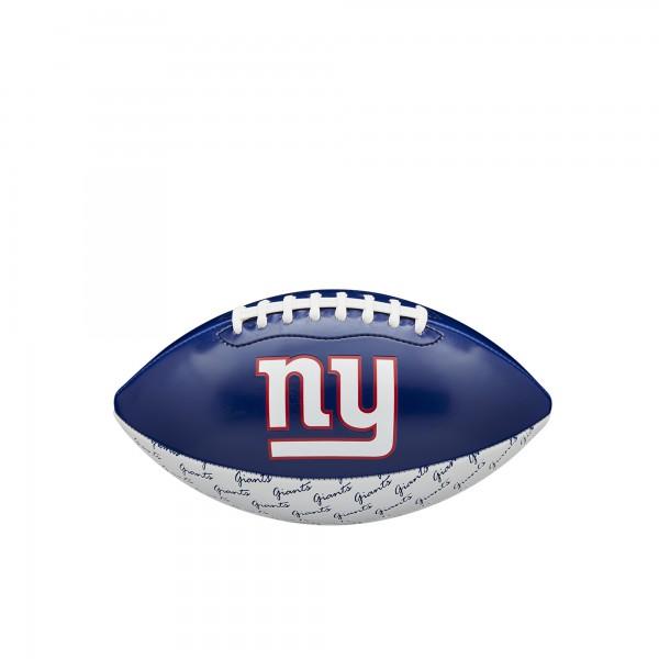 Wilson Football NFL Team Mini Peewee Logo