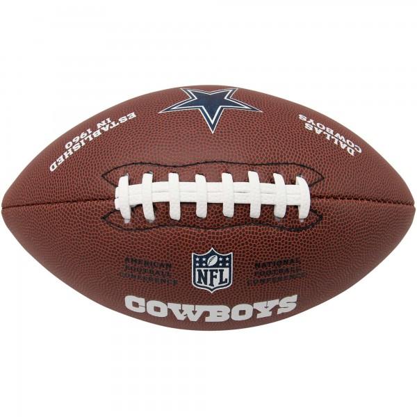 Wilson Football NFL Team Logo Dallas Cowboys WTF1748DL