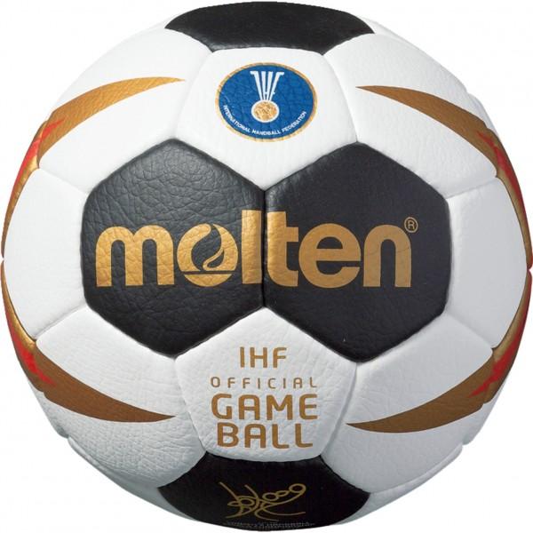 Molten Handball H2X5001-W7G Frauen WM 2017 Gr.2