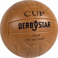 Derbystar Fußball Nostalgieball Cup Ballgröße: 5
