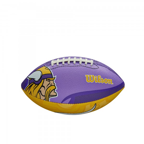 Wilson Football NFL JR Minnesota Vikings WTF1534XBMN