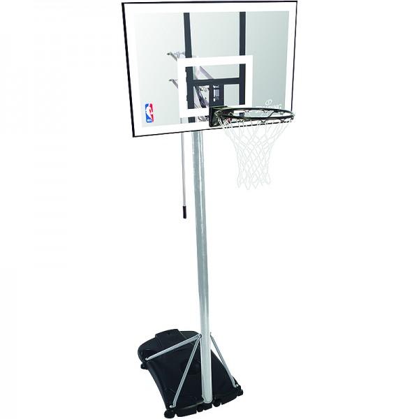 Spalding NBA Silver Portable Korbanlage