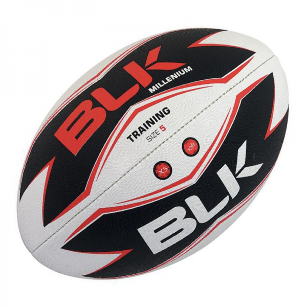 BLK Rugby Ball Millenium Training (Solar S) Gr.5