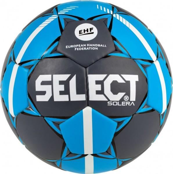 Select Handball Solera grau/blau/weiß Trainingsball