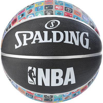 Spalding NBA Basketball Team Collection