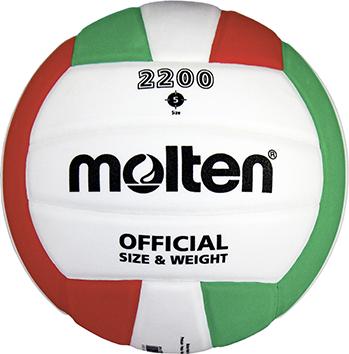 Molten Hallenvolleyball V5M2200 Gr.5