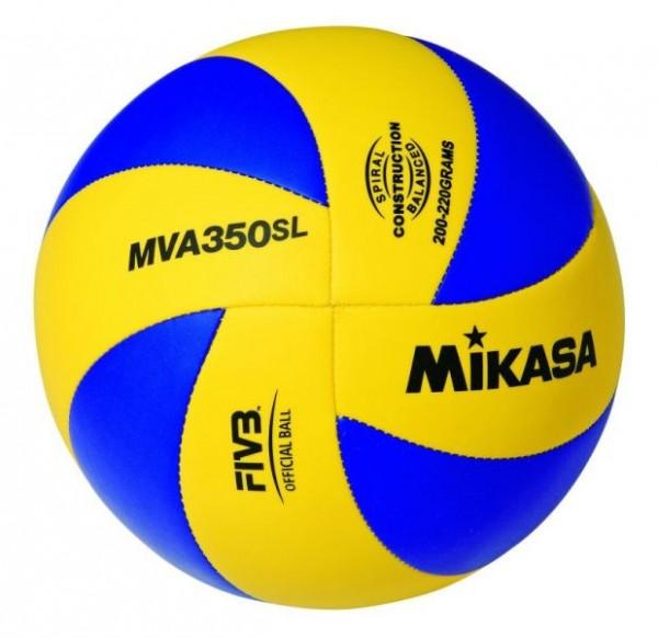 Mikasa Volleybalpaketl MVA 350SL Light 1113 - 5 oder 10 Bälle