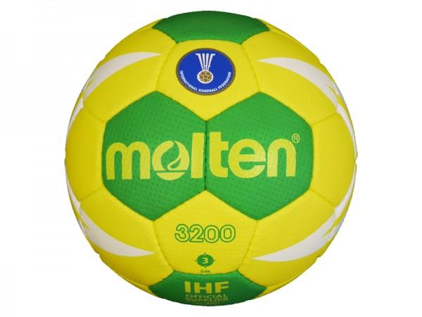 Molten Handball H3X3200-YG / H2X3200-YG / H1X3200-YG/ H0X3200-YG